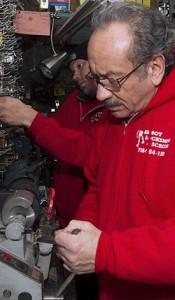 Car lock cylinder replacement, rekeying