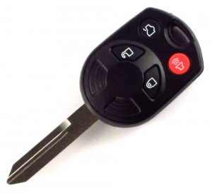 Factory Replacement Car Remote