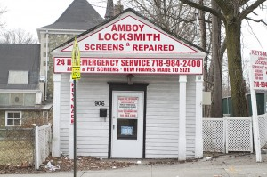 Amboy Locksmith - Front View
